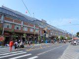 【景點】旅行全台最大的復古式建築傳統市場~台中新建國市場