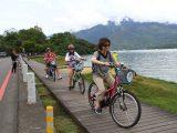 日月潭騎單車搭遊艇找松錳網友獨享9折及船票100大優惠