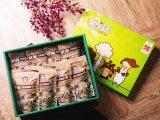 純素菇類脆餅禮盒-中秋節最佳伴手禮
